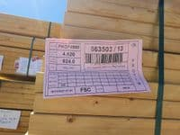 SPECIAL OFFER C24 Graded Timber